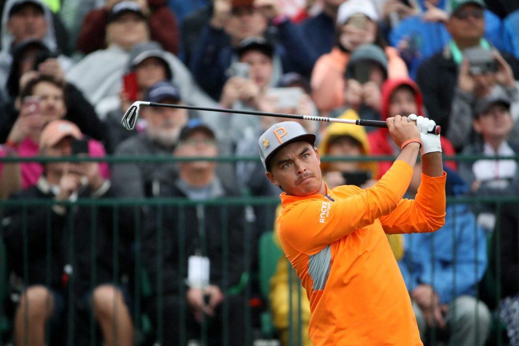 uusi aito ostaa halpaa poimittu Cobra Puma Golf Pro Rickie Fowler Captures Sixth ...