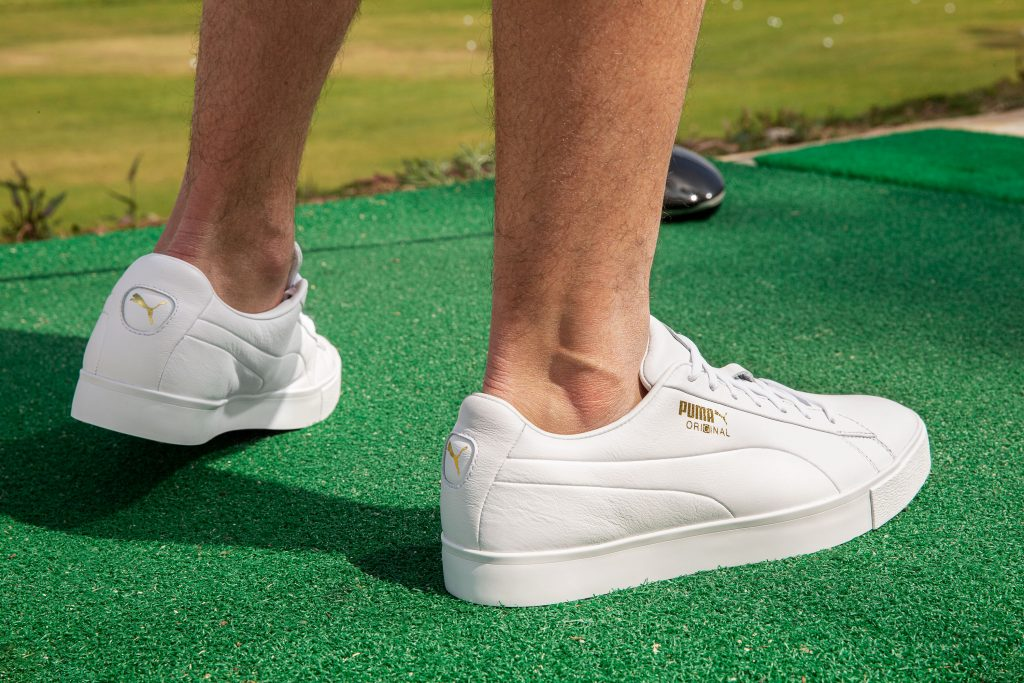 Puma Golf releases new OG, Suede G Patch shoes Golf